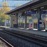 Schweizer- Eisenbahnen Bahnhof Schindellegi-Feusisdorf