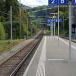 Schweizer-Eisenbahnen Bahnhof Mogelsberg