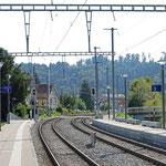 Schweizer-Eisenbahnen Bahnhof Rikon
