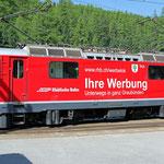 Schweizer-Eisenbahnen -Ge 4/4 II * 630