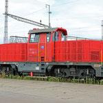 Schweizer-Eisenbahnen - Am 841 / 018