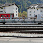 Schweizer-Eisenbahnen RhB Güterwagen Re-t - 654 03
