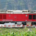Schweizer-Eisenbahnen - Gem 4/4 * 802