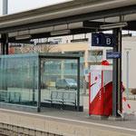 Schweizer-Eisenbahnen - Bahnhof Otelfingen