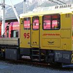 Schweizer-Eisenbahnen - Tm 2/2 * 95