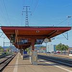 Schweizer-Eisenbahnen - Bahnhof Oberwinterthur