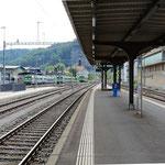 Schweizer-Eisenbahnen Bahnhof Burgdorf