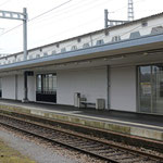 Schweizer-Eisenbahnen Bahnhof Buchs SG