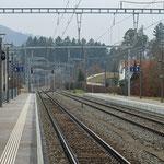 Schweizer-Eisenbahnen Bahnhof Winterthur Würenlos