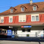Schweizer-Eisenbahnen Bahnhof Appenzell