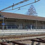 Schweizer-Eisenbahnen - Bahnhof Ebnat-Kappel