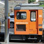 Schweizer-Eisenbahnen - Tm 2/2 * 25