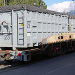 Schweizer-Eisenbahnen RhB Güterwagen Sl - 7771