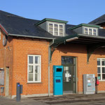 Bahnhof Thisted (Aufnahme vom Dezember 2013)