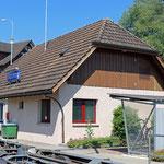 Schweizer-Eisenbahnen Bahnhof Bussnang