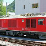Schweizer-Eisenbahnen - Gem 4/4 * 801