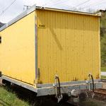 Schweizer-Eisenbahnen RhB Güterwagen Xk - 9342