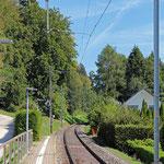 Schweizer-Eisenbahnen - Bahnhof Im Holz