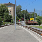 Schweizer-Eisenbahnen Bahnhof Gossau (SG)