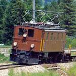 Schweizer-Eisenbahnen - Ge 4/6 * 353