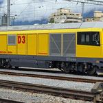 Schweizer-Eisenbahnen - Gmf 4/4 * 23403