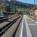 Schweizer-Eisenbahnen Bahnhof Wald