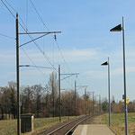 Schweizer-Eisenbahnen Bahnhof Münsterlingen Spital