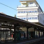 Schweizer-Eisenbahnen - Bahnhof Rüti ZH