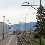 Schweizer-Eisenbahnen Bahnhof Steinach
