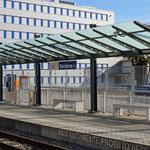 Schweizer-Eisenbahnen - Bahnhof Serocca