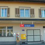 Schweizer-Eisenbahnen Bahnhof Urnäsch