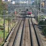 Juli 2015: Bahnstrecke Schwerzenbach - Dübendorf (Aufnahme vom September 2007).