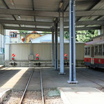 Schweizer-Eisenbahnen - Bahnhof Waldenburg