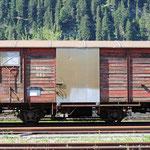 Schweizer Eisenbahnen - Gk * 523