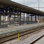 Schweizer Eisenbahnen Bahnhof Ziegelbrücke