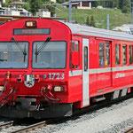 Schweizer-Eisenbahnen - BDt * 1723