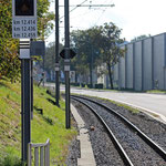 Schweizer-Eisenbahnen Bahnhof Matzingen