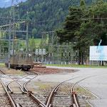Schweizer-Eisenbahnen Bahnhof Rothenbrunnen