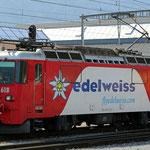 Schweizer-Eisenbahnen - Ge 4/4 II * 618