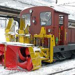 XTm 102 (Aufnahme vom Februar 2014 im Bahnhof Airolo)