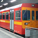 Schweizer-Eisenbahnen - ABt * 305