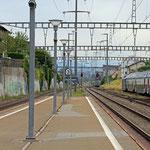 Schweizer-Eisenbahnen Bahnhof Dübendorf