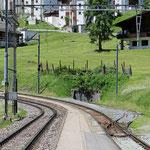 Schweizer-Eisenbahnen Bahnhof Litzirüti