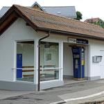 Schweizer-Eisenbahnen Bahnhof St-Légier-Gare