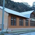 Schweizer-Eisenbahnen - Bahnhof Wasserauen