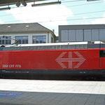 Schweizer-Eisenbahnen - Re 460 * 101