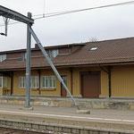 Schweizer-Eisenbahnen Bahnhof Otelfingen