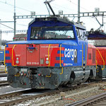Schweizer-Eisenbahnen - Eem 923 * 019