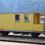 Schweizer-Eisenbahnen RhB Güterwagen Xk - 9339