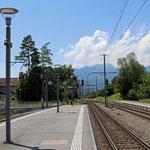 Schweizer-Eisenbahnen Bahnhof Altstätten